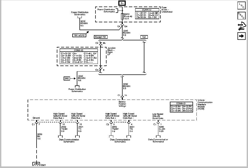 2010 colorado wiring diagram