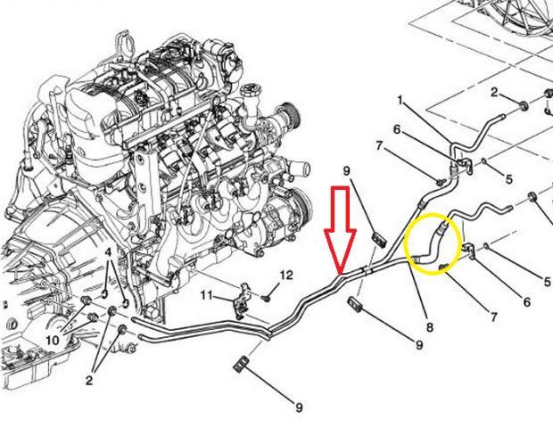 2010 Suburban Trans Cooler Hose leaking - Page 5 - Chevrolet Forum