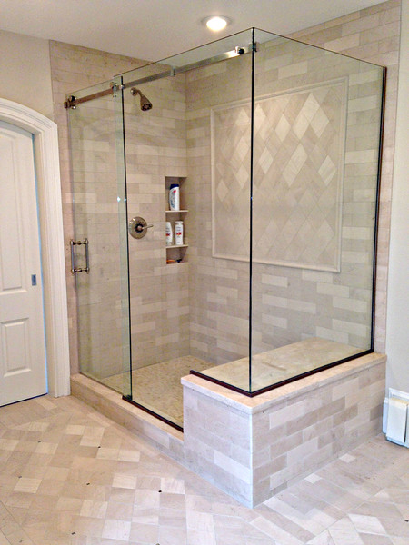 Towel Bar Placement Shower And Tub Enclosures - Chevy Chase Glass