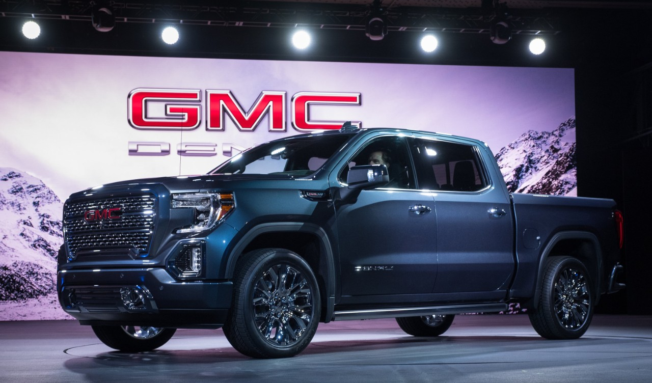 Luxury Sheds Everything You Need To Know About The 2019 Gmc Sierra