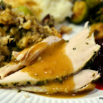 The Ultimate Herb Butter Roasted, Brined Turkey – #OXOTurkeyDay Giveaway!