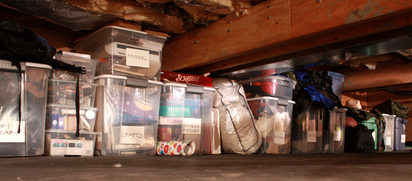 How To Turn A Crawl Space Into A Short Basement : Chezerbey