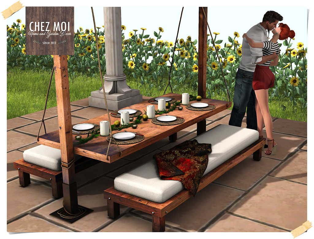 Onland Outdoor Furniture Dining Room Chez Moi