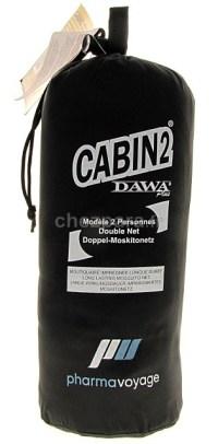 Anti-Moustiques : Moustiquaire Imprgne Cabin 2 Places