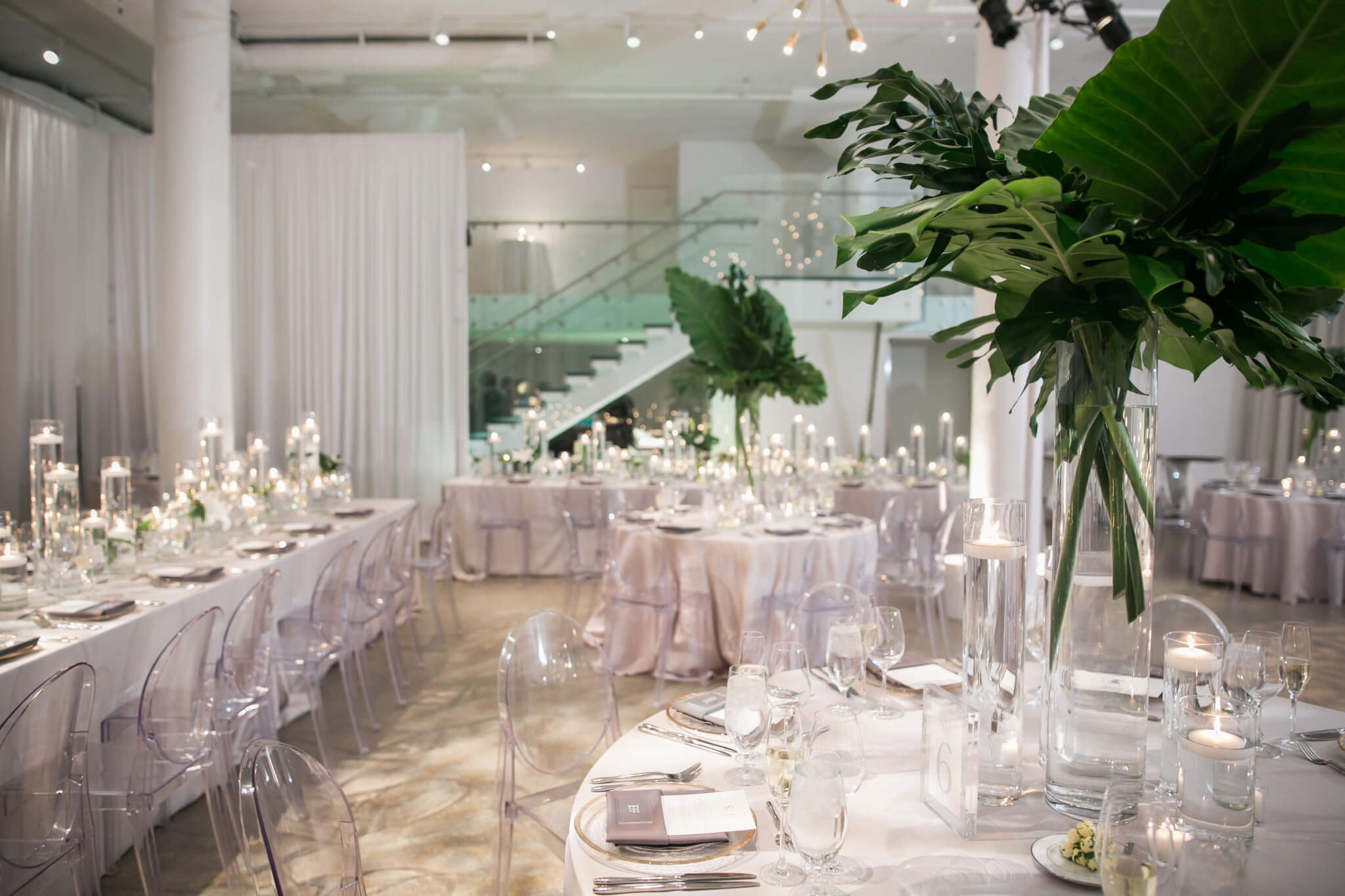 Modern Wedding Recpetion Ideas Chez Wedding Venue