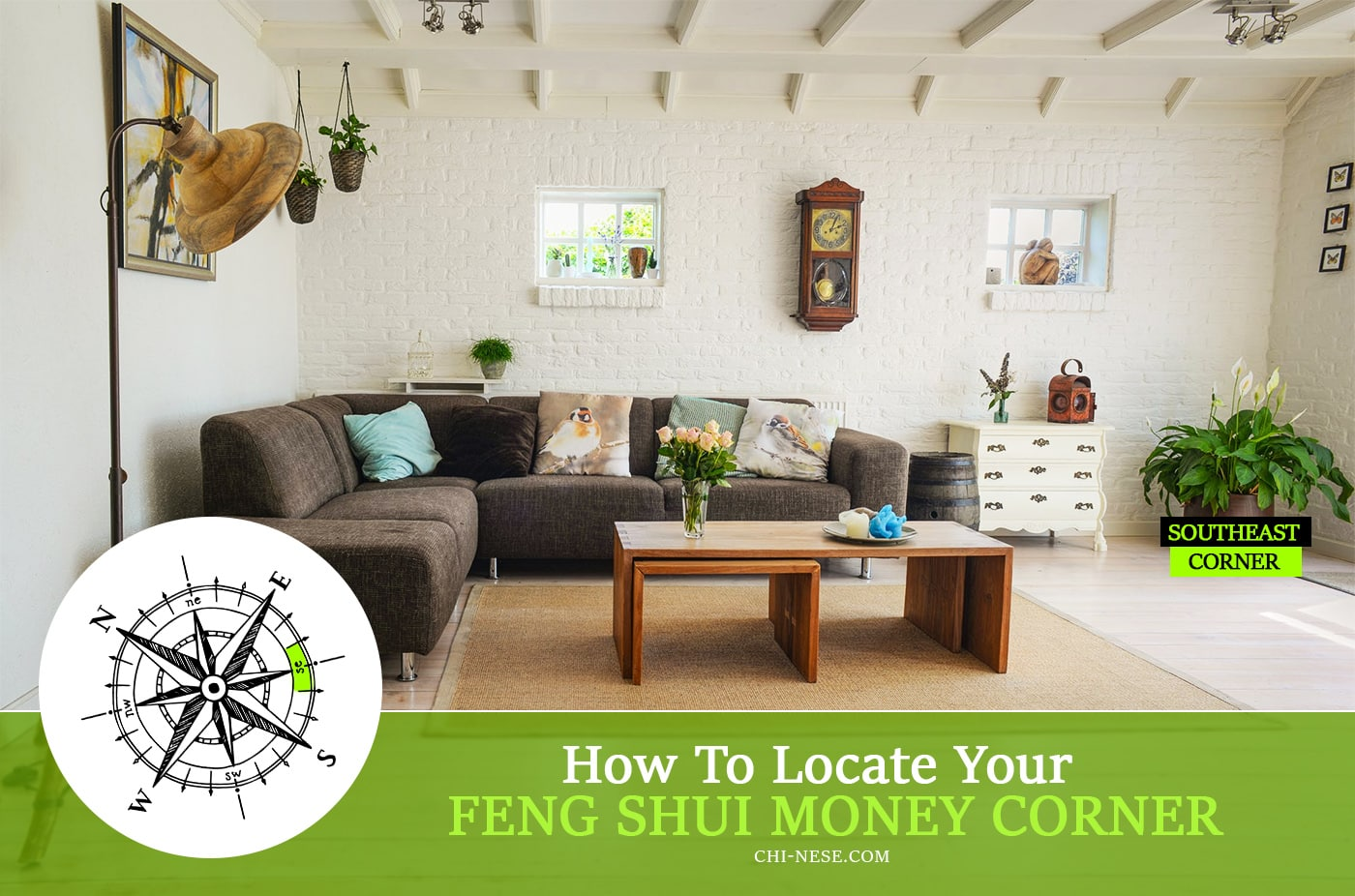 Feng Shu Feng Shui Money Corner In Living Room Wealth Corner Law Of