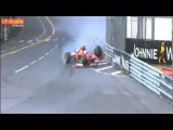 massa crash monaco
