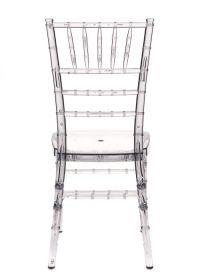 Clear Resin Stacking Chiavari Chair - The Chiavari Chair ...