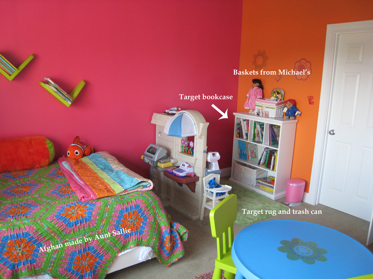 Baby Girl Bedroom Home Design Toddler Girl Room