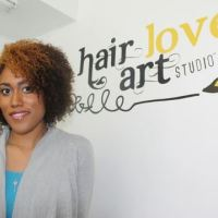 Hair Love Art Studio: An Interview with Natural Hair Salon Owner Aeleise Jana