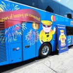 Megabus keeps growing – 10 years now!