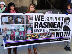 Important motion to suppress filed by Rasmea Odeh defense