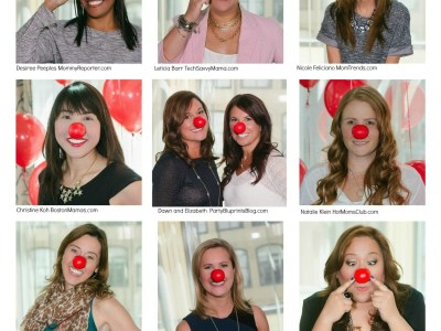 Celebrate Moms Everywhere by Giving Back with #RedNose