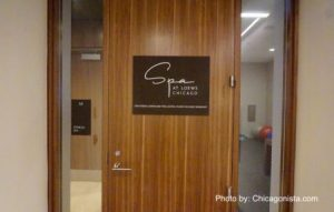 Spa at the Loews Chicago Hotel