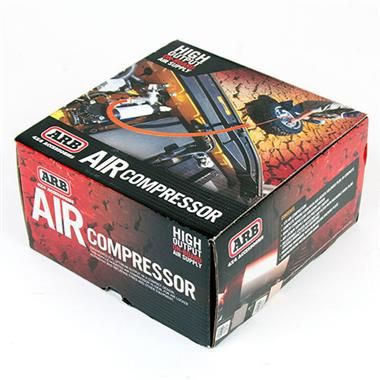 ARB HEAVY-DUTY AIR COMPRESSOR FOR ARB AIR LOCKERS Chicago Overlanding