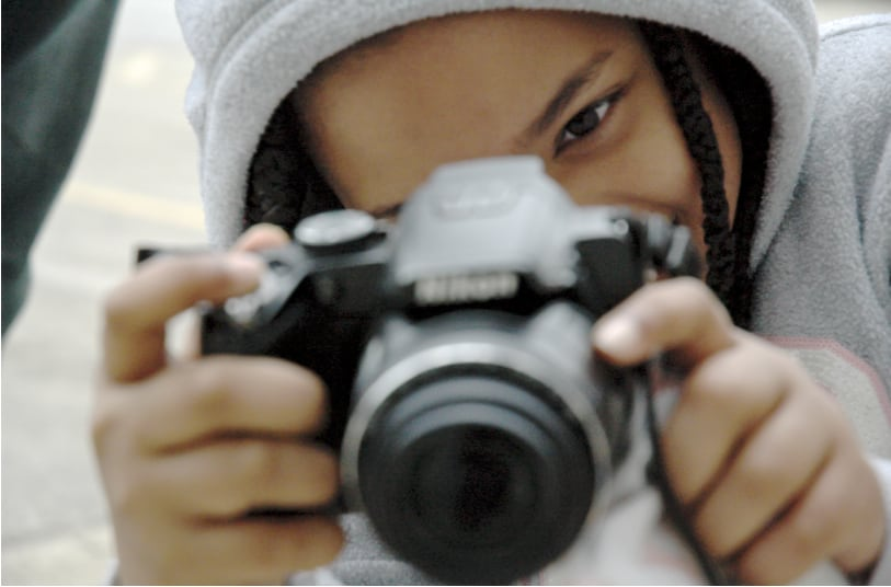One-Day Photo Workshop For Kids - Chicago Photography School