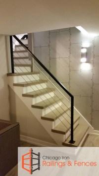 Chicago Indoor Wrought Iron Railings Handrails Contractor ...