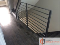 Chicago Indoor Wrought Iron Railings Handrails Contractor