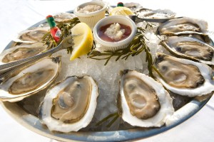 Get some at Shaw's Oyster Fest 2016