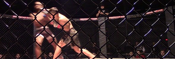 Rollie Baguisa vs. David Hicks: Hidden Talent MMA