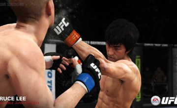 Bruce Lee EA Sports UFC Game