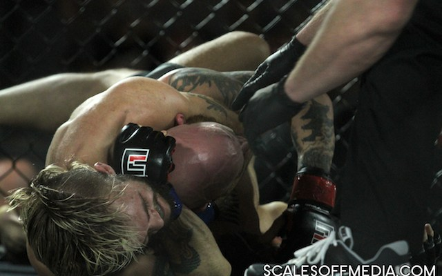 XFO5 54: Joey Diehl vs. Dan O' Connor