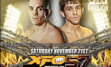 XFO 57: Galloway vs. Vazquez