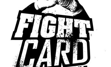 Fight Card MMA logo