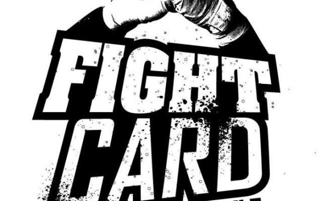 Fight Card MMA logo