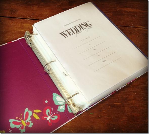 Wedding Organization - Chicago Wedding Blog