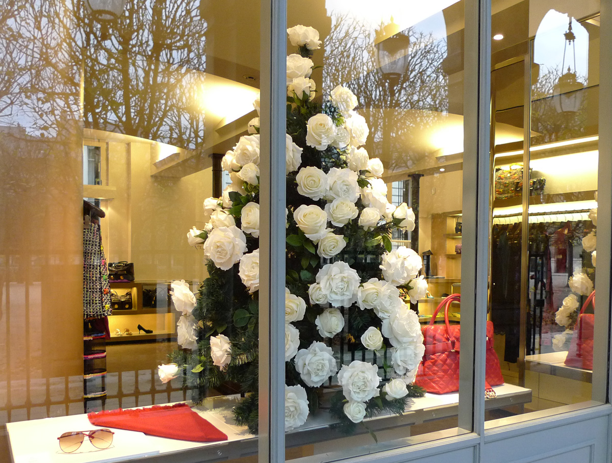 Decoration Vitrine Magasin Idee Deco Vitrine Magasin Noel