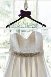 Wedding hangers for your wedding dress - Chic & Stylish ...