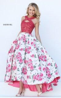 2016 Sherri Hill Dress Collection: Sherri Hill 50481 Lace ...