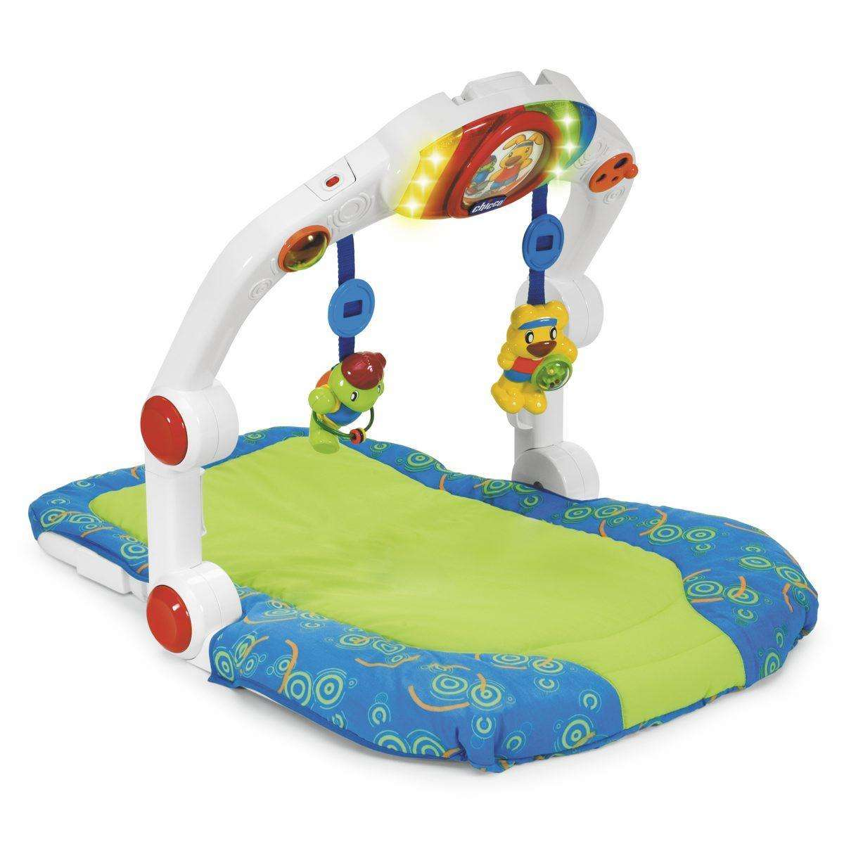 Tappeti Da Palestra Baby Trainer Ergo Gym Giochi Chicco It