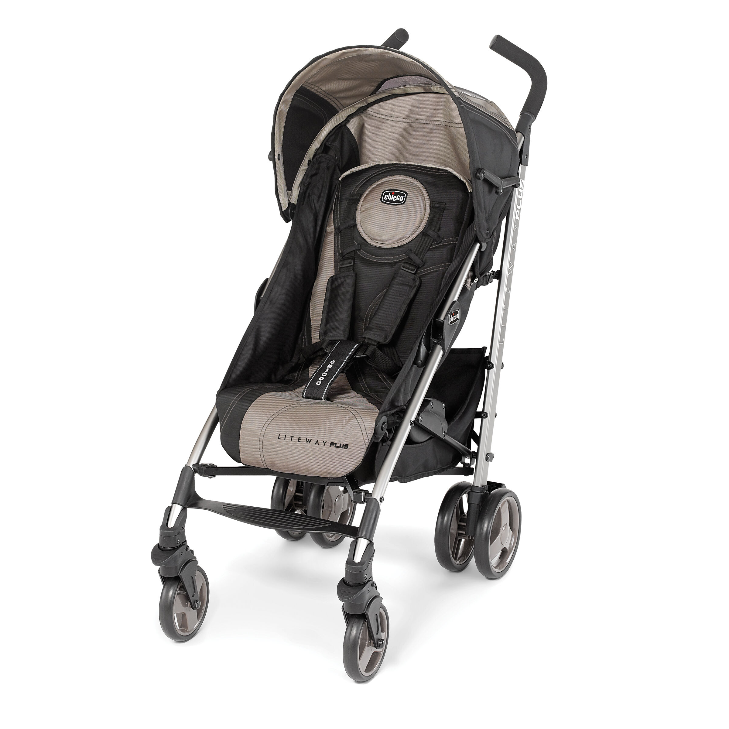 When To Switch From Car Seat To Stroller Chicco Liteway Plus 2 In 1 Stroller Champagne