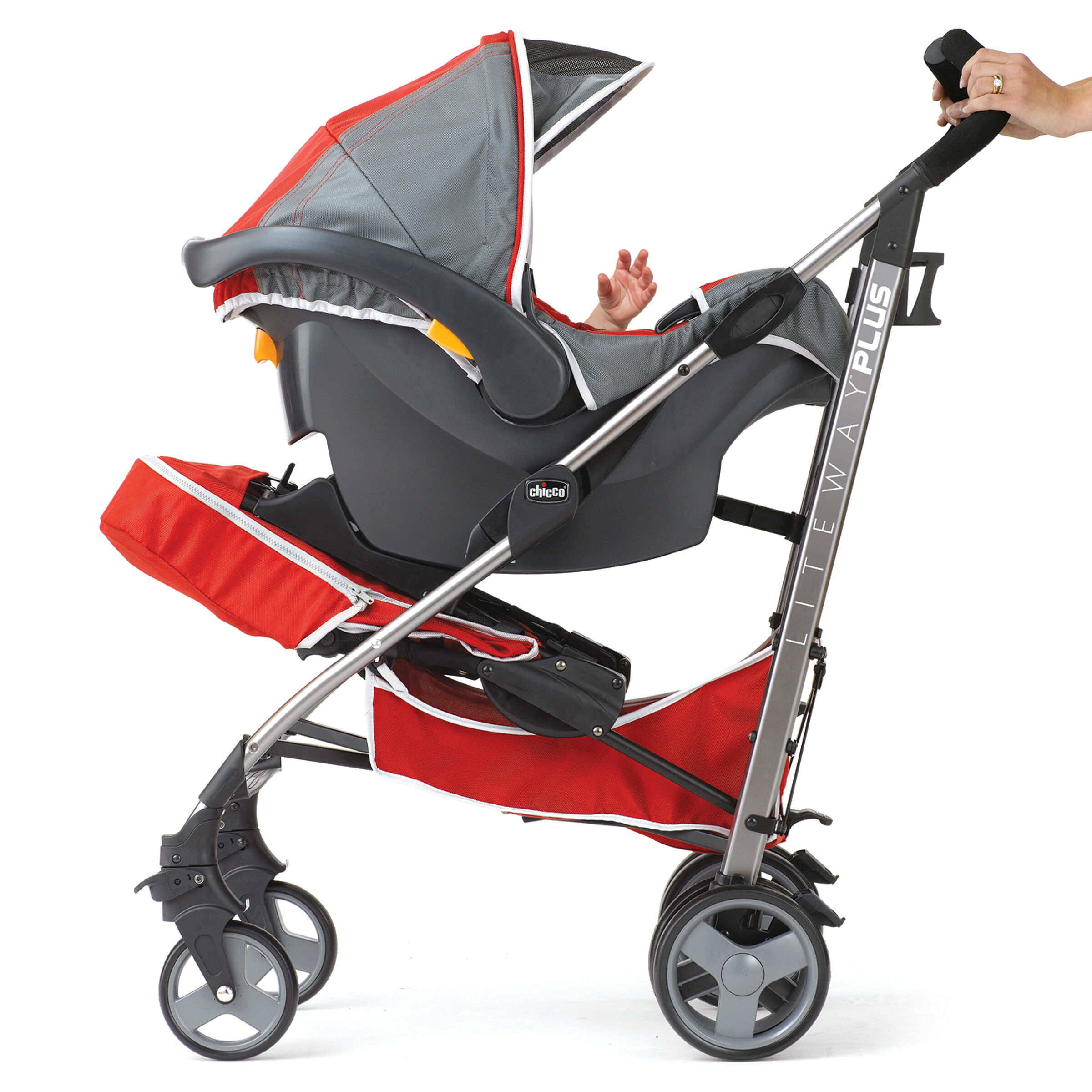 Chicco Stroller On Sale Chicco Liteway Plus 2 In 1 Stroller Snapdragon