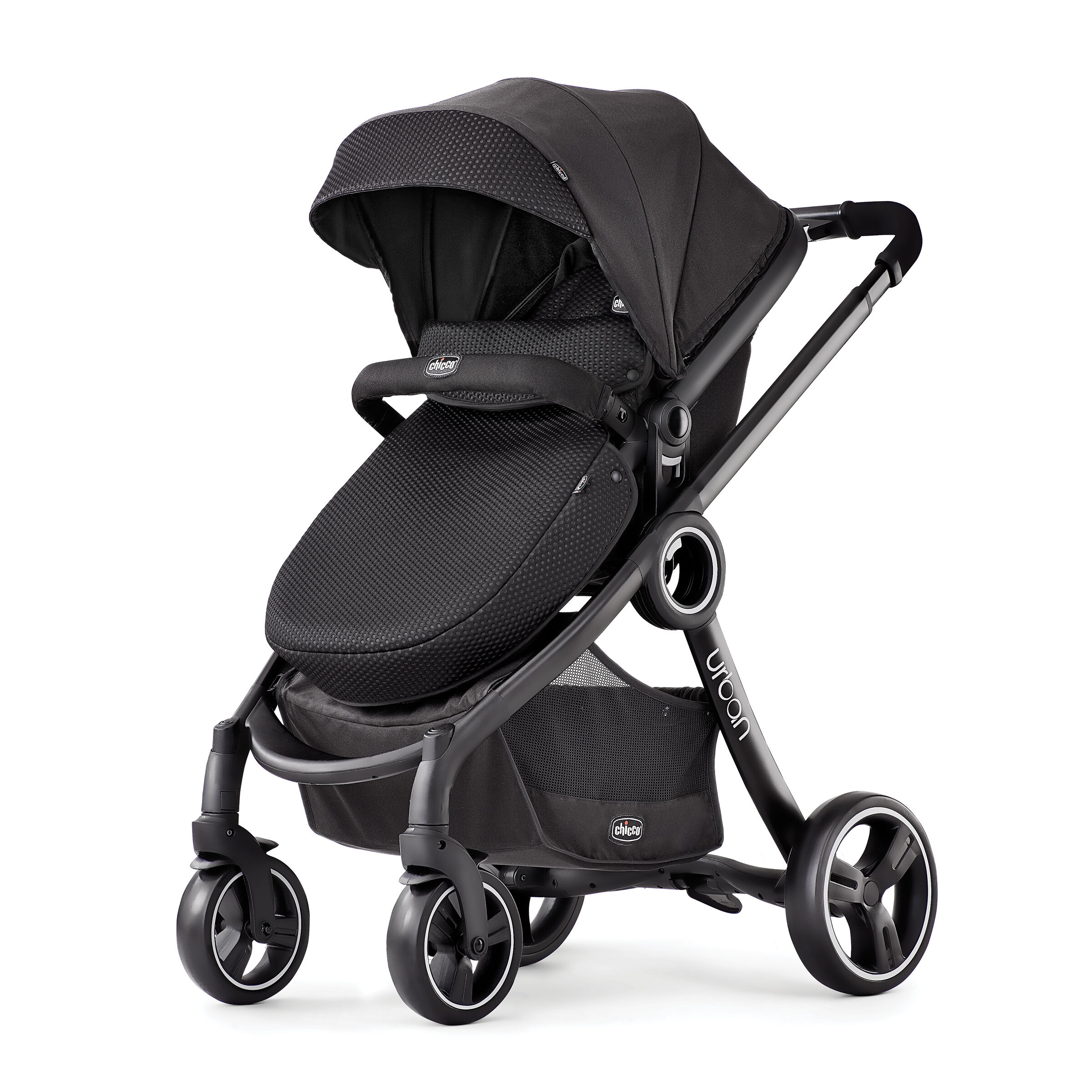 Chicco Stroller In 2 Chicco Urban 6 In 1 Modular Stroller Obsidian