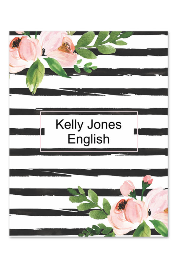 Binder Covers - Make Your Own Binder Covers with our templates