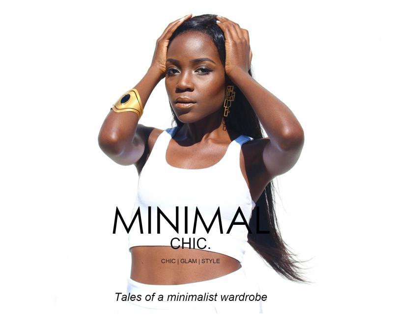 minimal chic