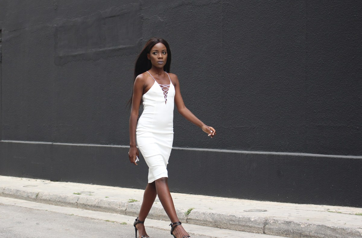 LWSD | Little White Sexy Dress