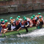 The Ugly Ducklings Dragon Boat Racing