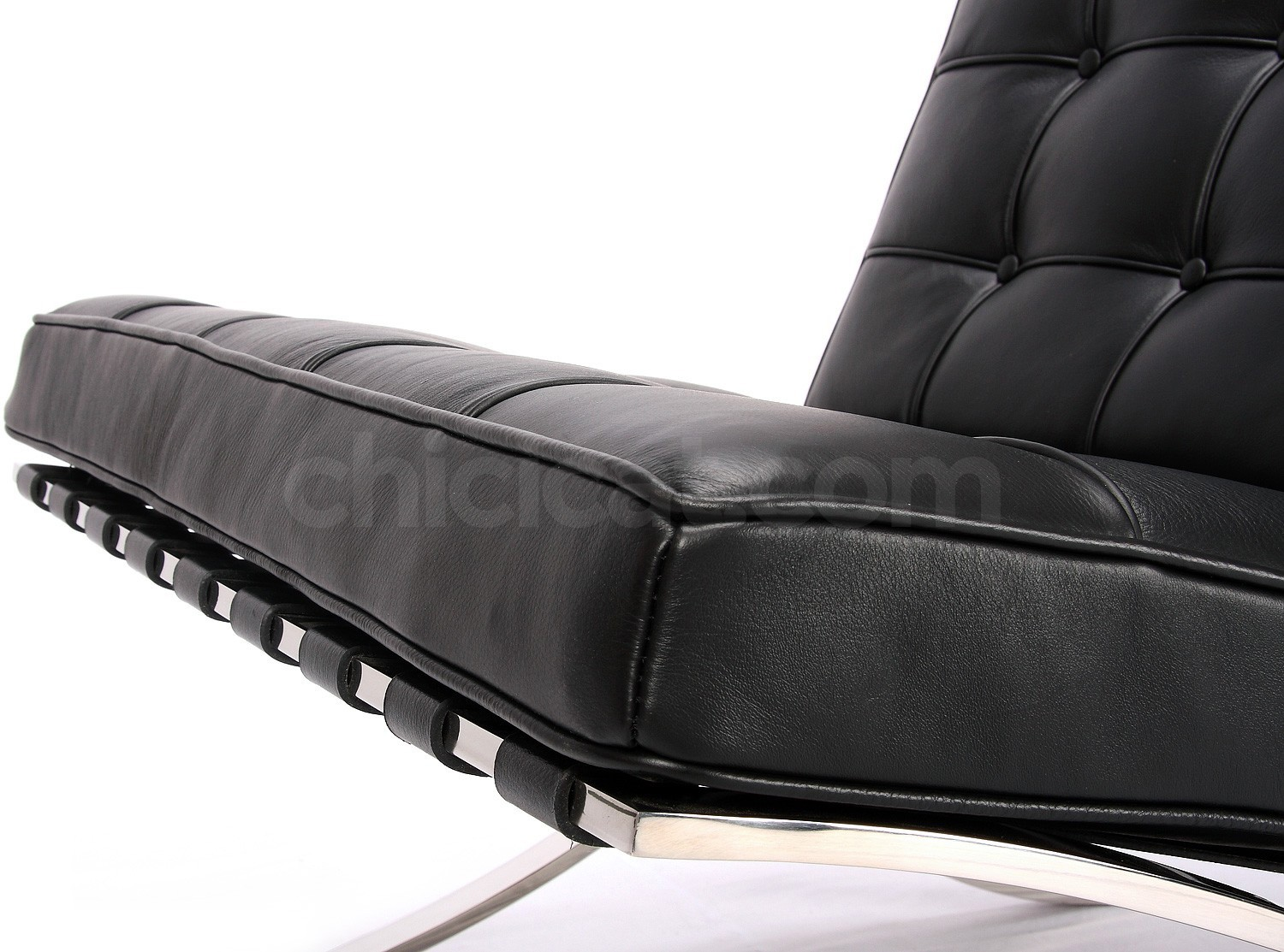 Chaise Barcelona Chaise Barcelona Barcelona Chair Real Leather Modern Indoor