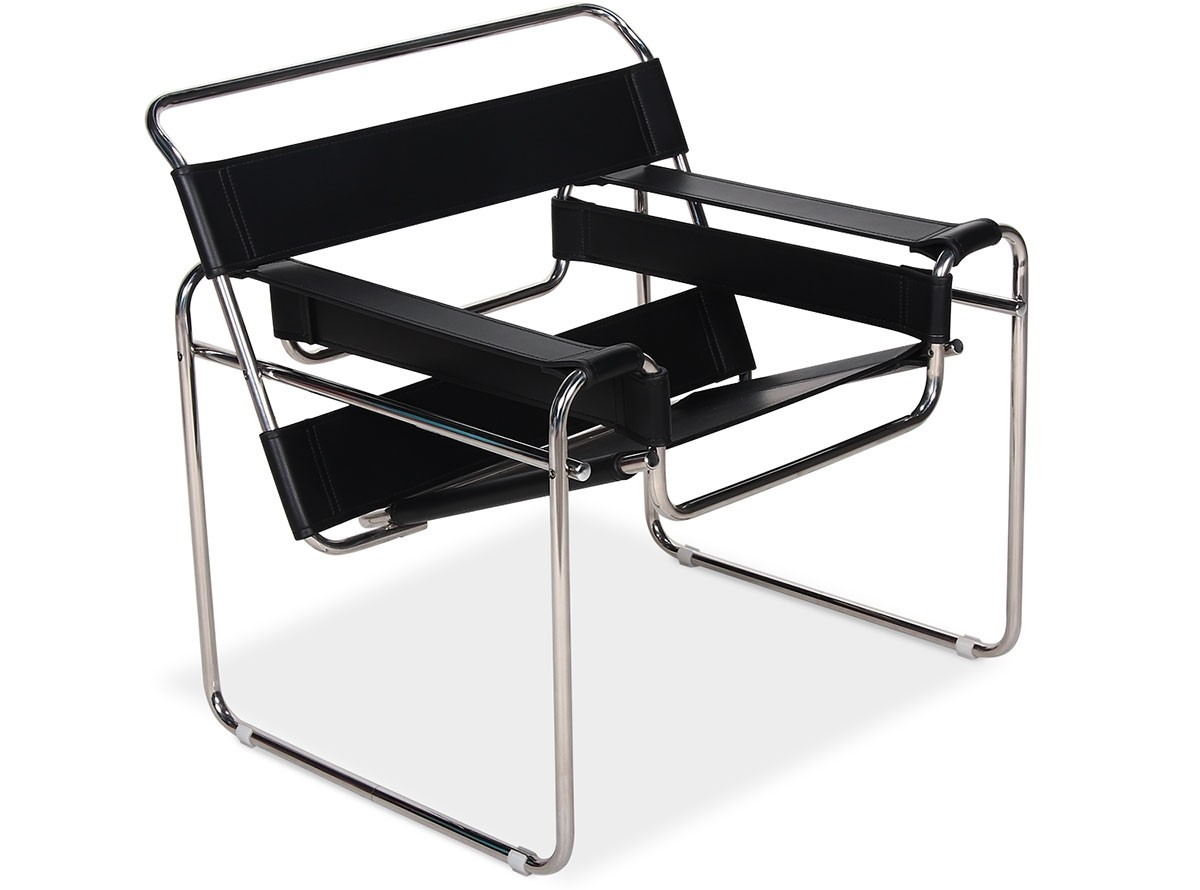 Wassily Chair Wassily Chair Platinum Replica