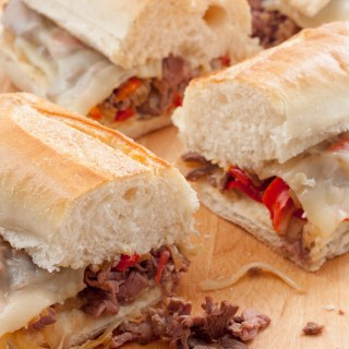 Quick and Easy Philly Style Steak Subs