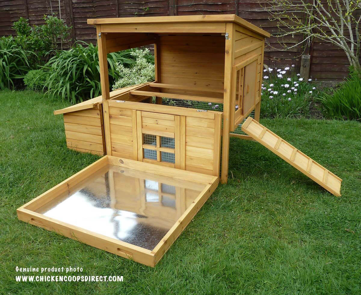 Building A Chicken Coop For Dummies Chicken Coop With Large Run Dorset