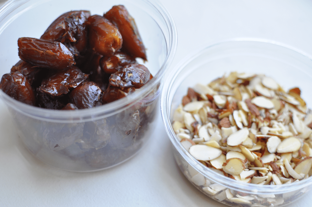 Dates + Almonds