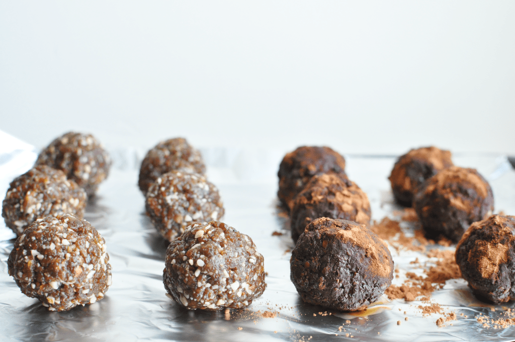 Nutiva | Chocolate Hemp Truffles