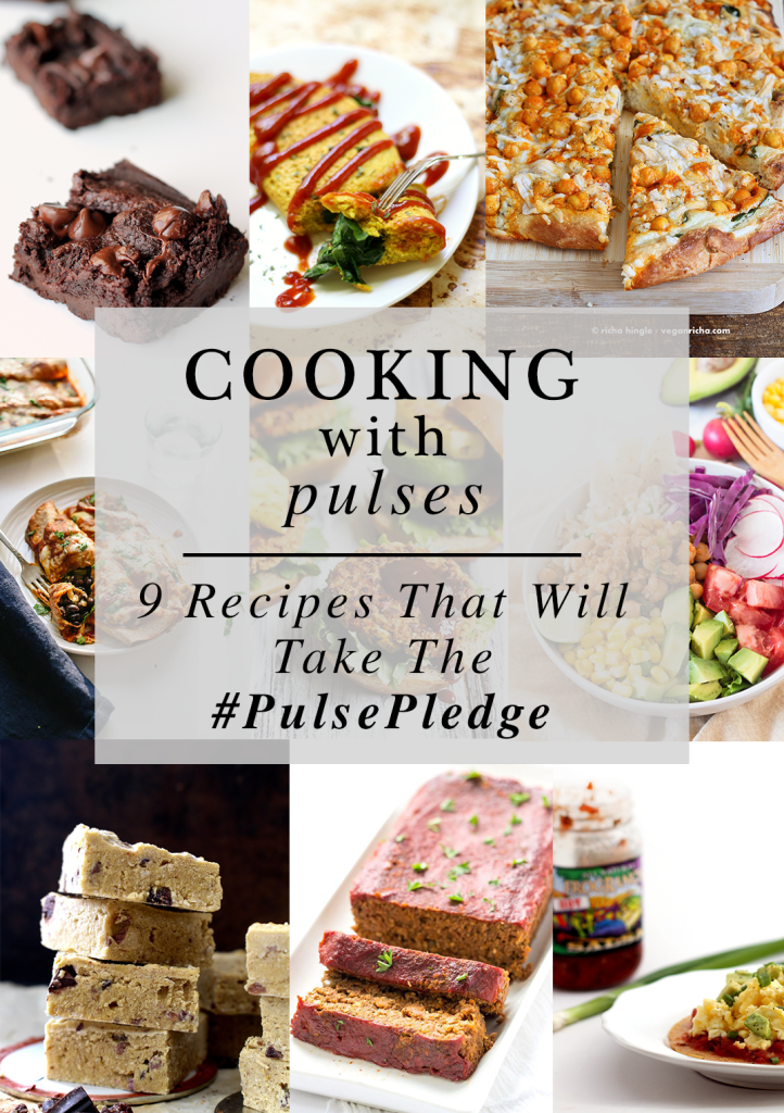 9RecipesPulsePledge