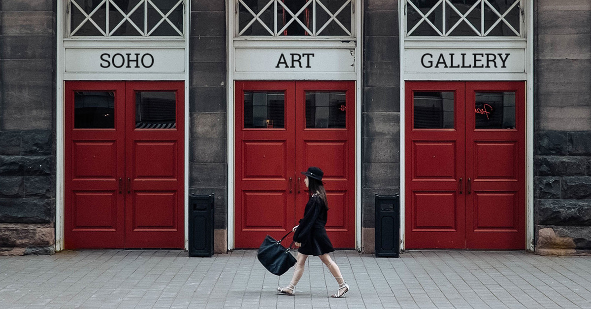 Soho Art Gallery - Artists, Exhibitions and Museums - WordPress