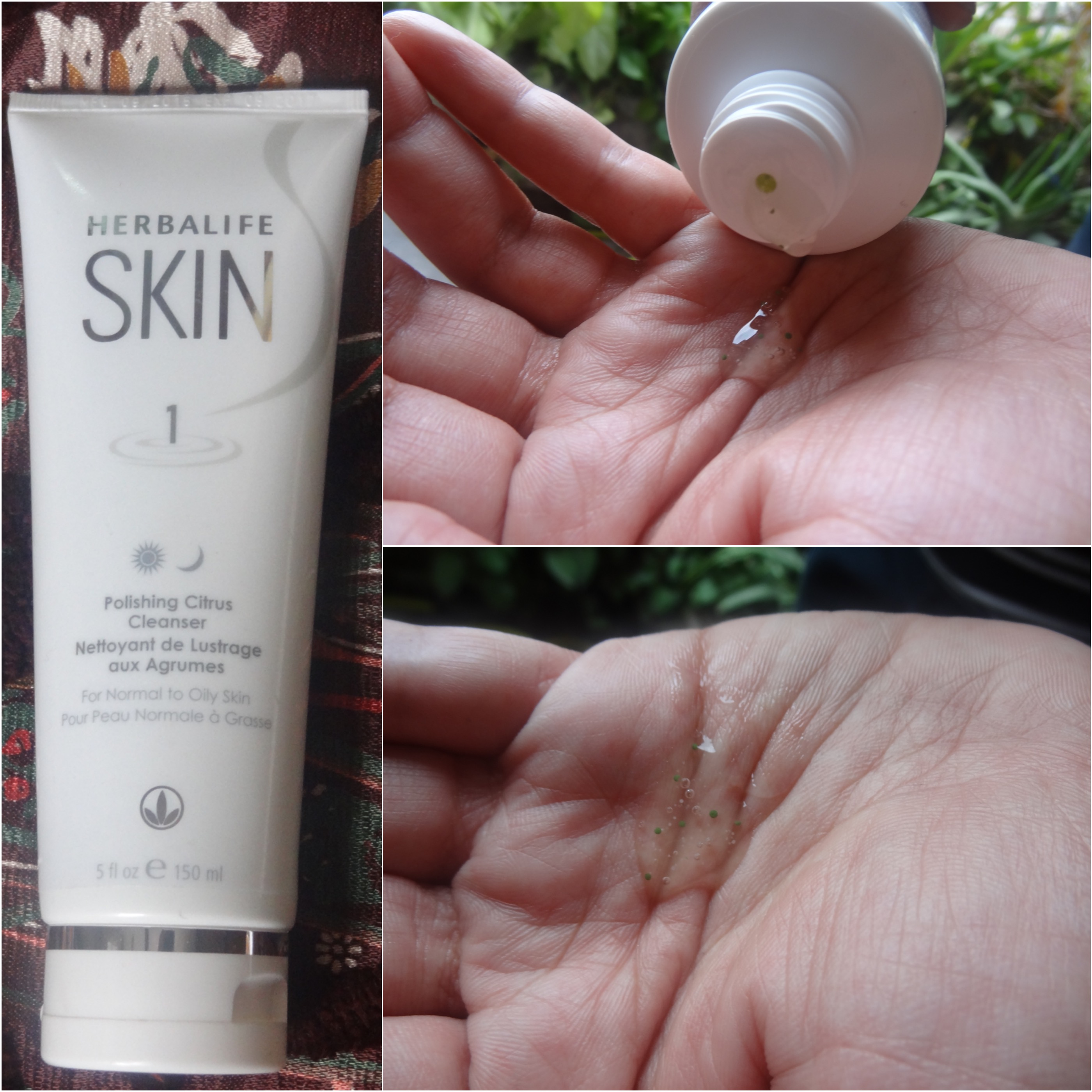 Care herbal life product skin - 1